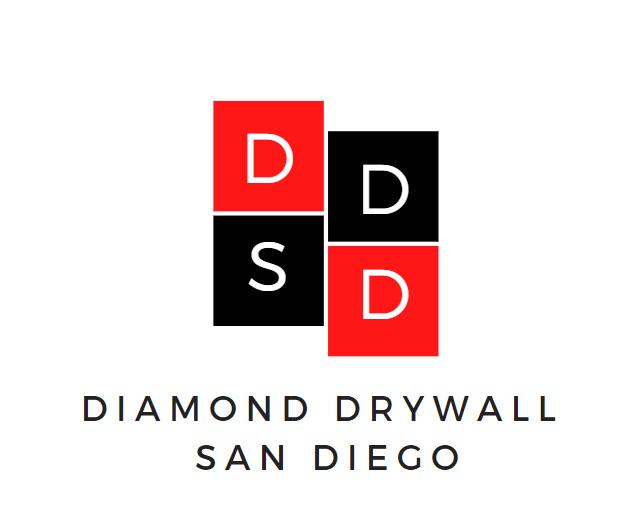 diamond dry wall san diego logo