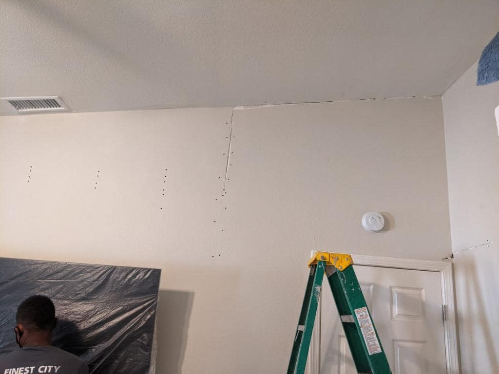 Commerical Drywall work