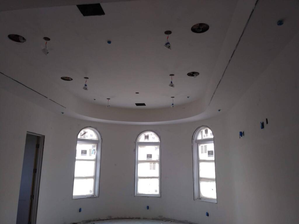 Diamond Drywall Install